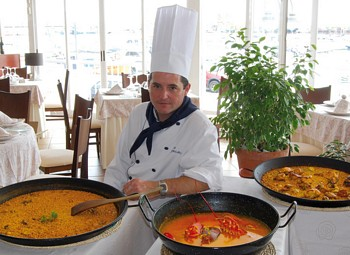 El Chef José Gargallo